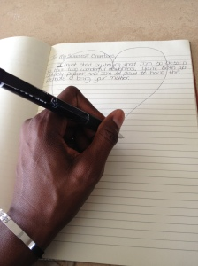 Writing Blog hand1